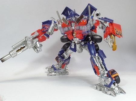 戦え!超ロボット生命体!