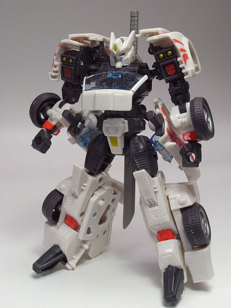 ドリフト・ロボットモード