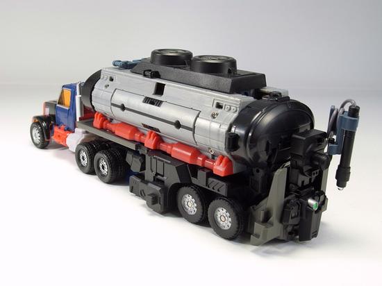 バトルタンカー トレーラーリア