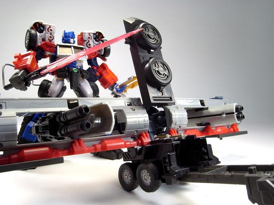 オートボット、アタック!