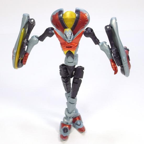 ナイトバイパー、ロボットモード