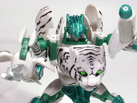 戦え!白虎戦士!