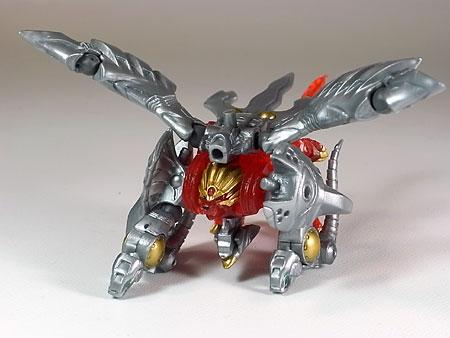 重武装の獣