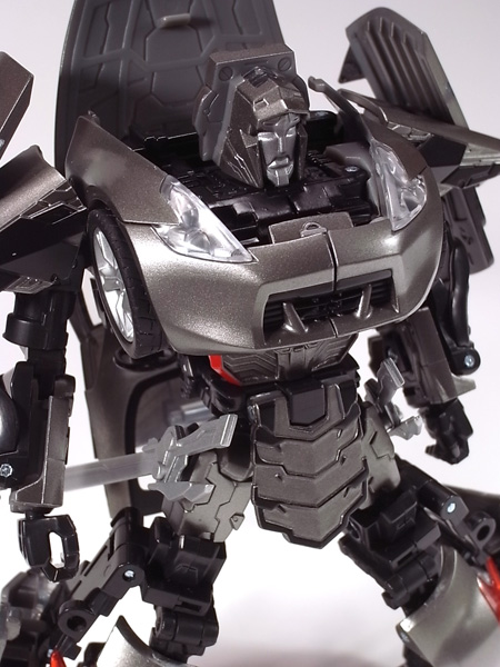 カーロボット・メガトロン
