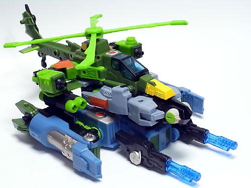 日本版ヘリ