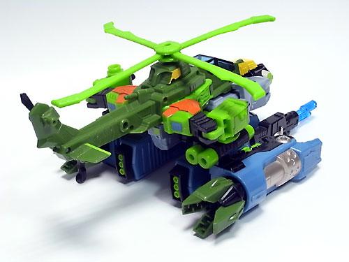 日本版ヘリ背面