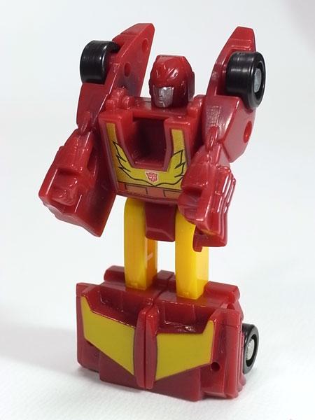 ホットロディマス ロボットモード