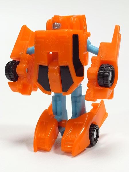 シナプス ロボットモード