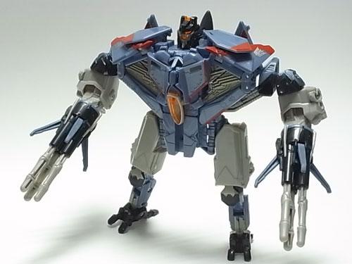 ロボットモード(前)