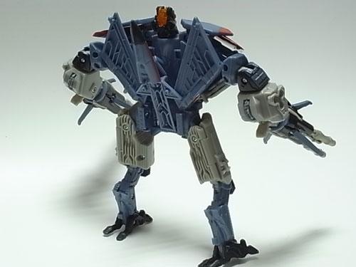 ロボットモード(後)