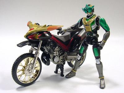 誰のバイク・・・!?